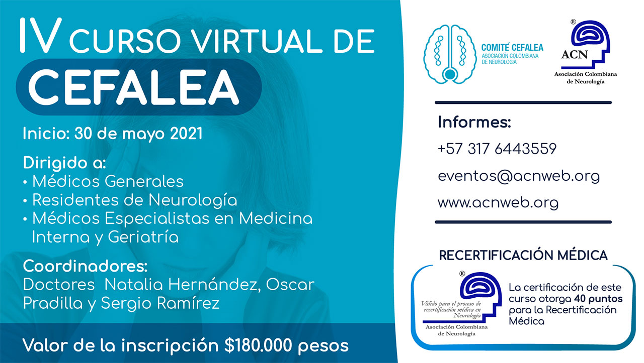 4 curso virtual cefalea