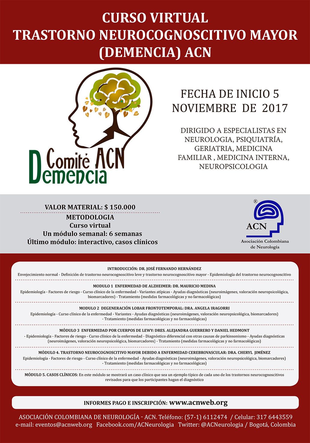 demencia virtual info