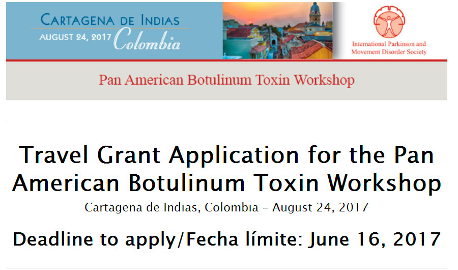 pan botulin toxin workshop