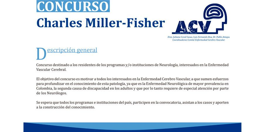 Concurso Charles Miller-Fisher