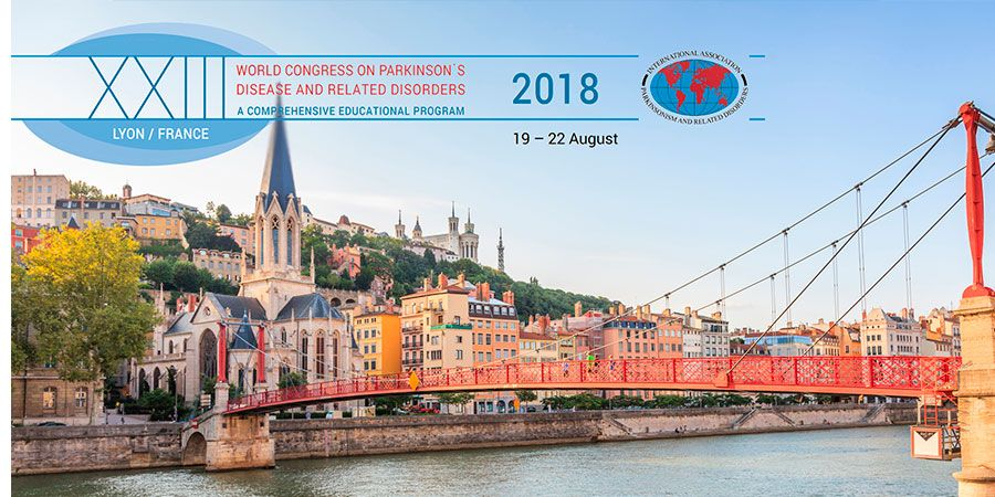 XIII WORLD CONGRESS ON PARKINSON҅S DISEASE AND RELATED DISORDERS